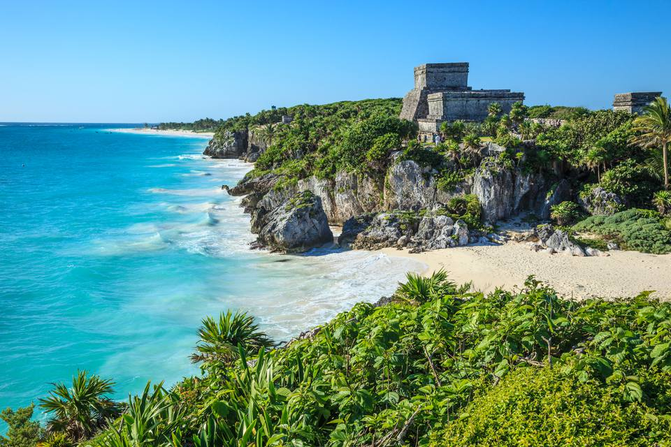 Beach-in-Tulum
